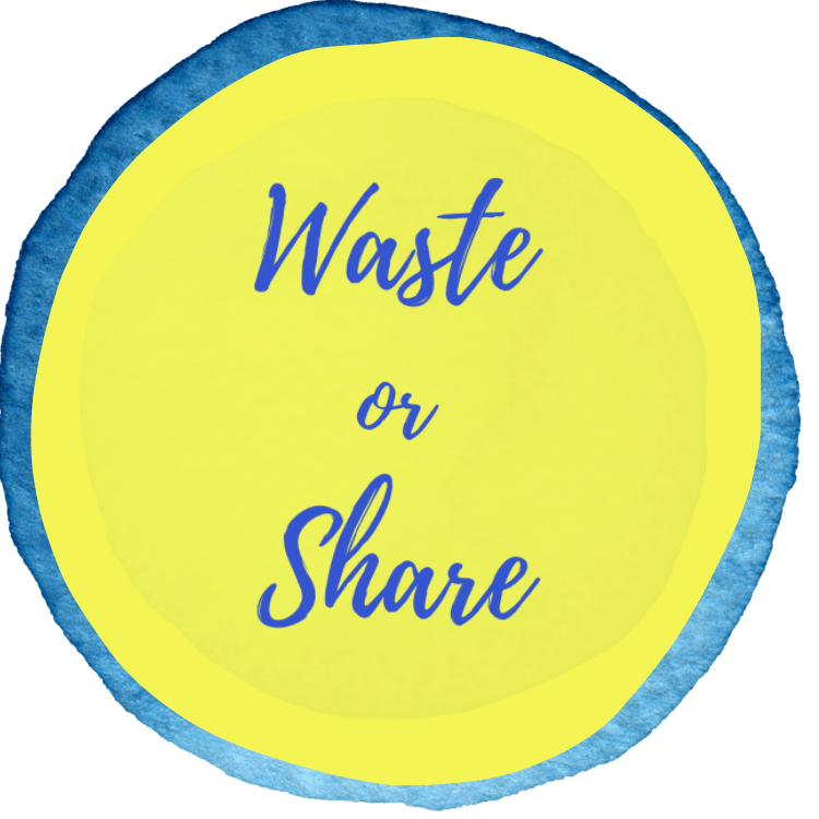 Waste or Share